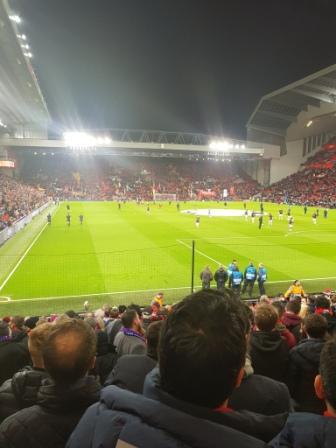 Liverpool FC Schild die Kop-ein tolles Weihnachten//Geschenk f/ür M/änner und Jungen